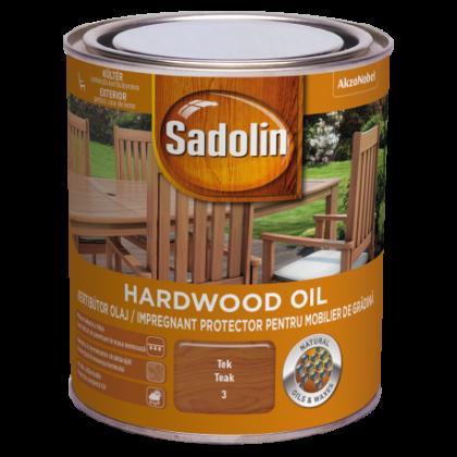 Sadolin kertibútor olaj 0,75 Teak