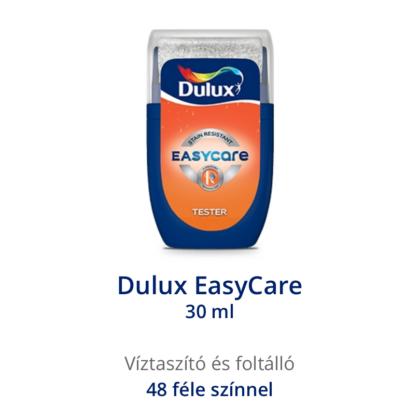 Dulux EasyCare víztaszító foltálló falfesték Kemény dió 30 ml