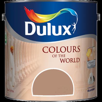Dulux falfesték A Nagyvilág színei 2,5 l Selymes Szantál