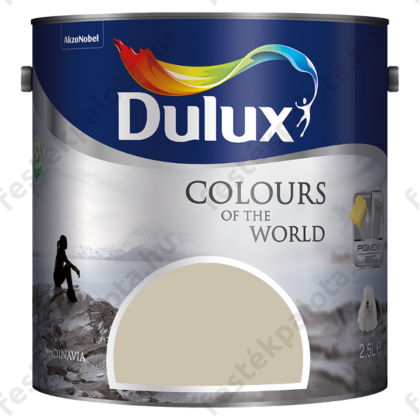 Dulux falfesték A Nagyvilág színei 2,5 l Csipkés fjord