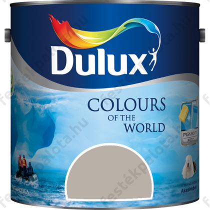 Dulux falfesték A Nagyvilág színei 5 l Örök Sziklaszirt