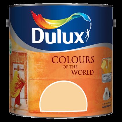 Dulux falfesték A Nagyvilág színei 5 l Gyömbér Cseppek