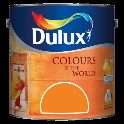 Dulux falfesték A Nagyvilág színei 5 l Izzó homoktövis