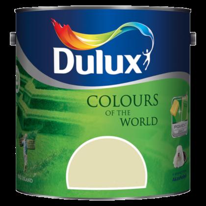 Dulux falfesték A Nagyvilág színei 5 l Pálma bungaló