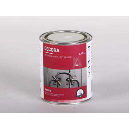 DECORA Decokorr Primer alapozó rozsdagátló 0,75 l 100 fehér
