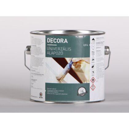DECORA univerzális alapozó 2,5 l fehér