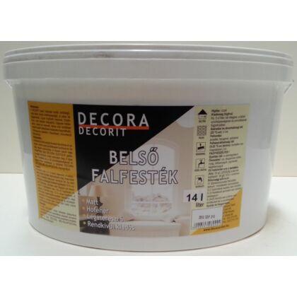 DECORA Decorit beltéri falfesték 14 l fehér