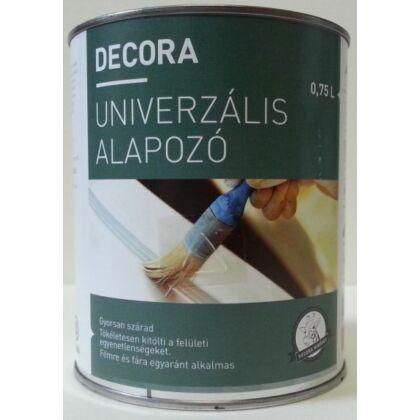 DECORA univerzális alapozó 0,75 l fehér