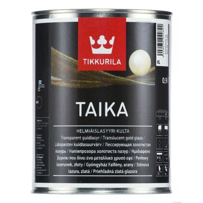 Tikkurila TAIKA falfény 0,9 l gyöngyházfényű ezüst