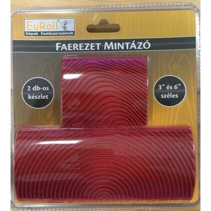 Flóder gumi faerezet mintázó 2 db-os