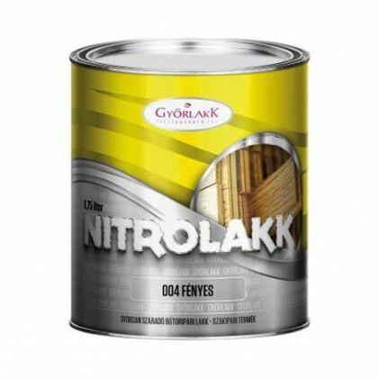 NITROLAKK 004 VOC parketta alapozó 0,75 l