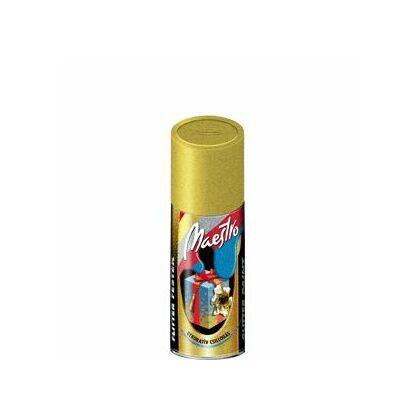 Maestro flitterfesték 150 ml aer arany