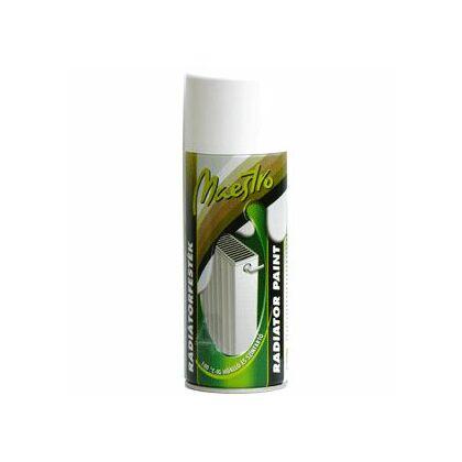 Maestro radiátorfesték 400 ml aer. RAD 01 fehér