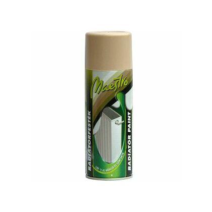 Maestro radiátorfesték 400 ml aer. RAD 03 beige