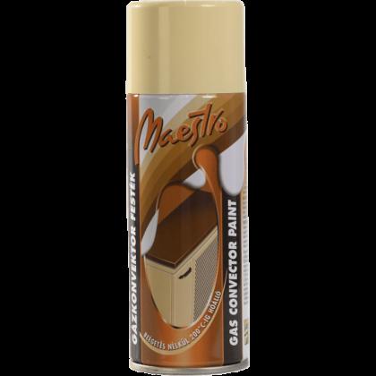 Maestro gázkonvektor festék 400 ml aer. 8015 barna