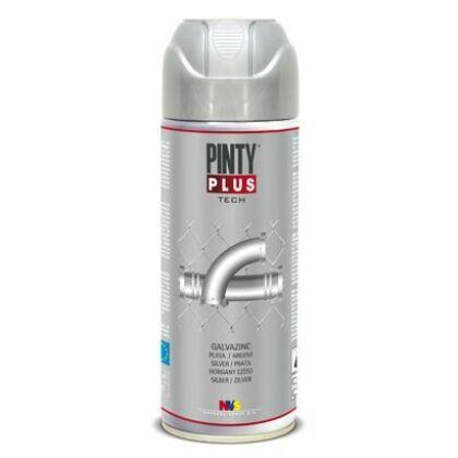PINTY PLUS horganyspray 400 ml G150 ezüst