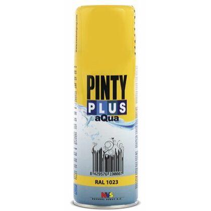 PINTY PLUS Aqua 400 ml RAL 1023 sárga