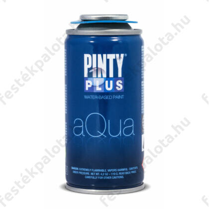 PINTY PLUS Aqua vizes bázisú aer 150 ml AQ325 black king