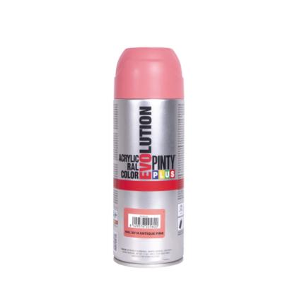 PINTY PLUS Evolution akril festék RAL 3014 antik rózsaszín 400 ml