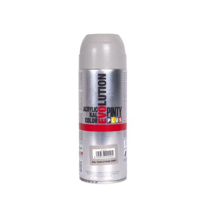 PINTY PLUS Evolution akril festék RAL 7030 kőszürke 400 ml