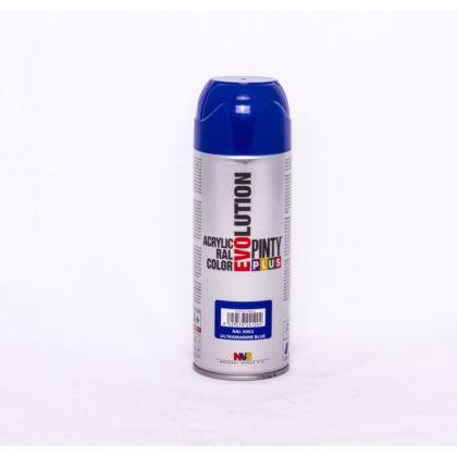 PINTY PLUS Evolution akril festék 400 ml RAL 5002 ultramarin kék