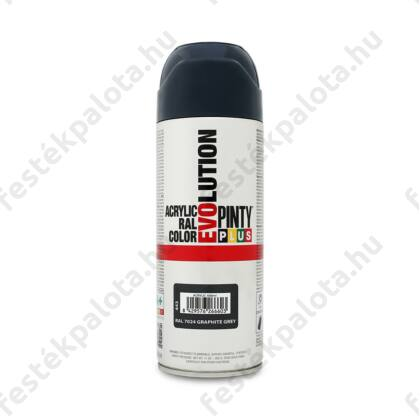 PINTY PLUS Evolution akril festék RAL 7024 grafit szürke 400 ml