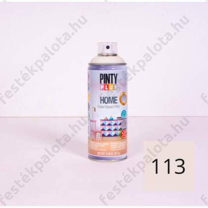 Pinty Plus Home vízesbázisú festék aer 400 ml White Linen HM113