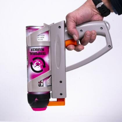 Novasol Kézi pisztoly jelölő spray-hez