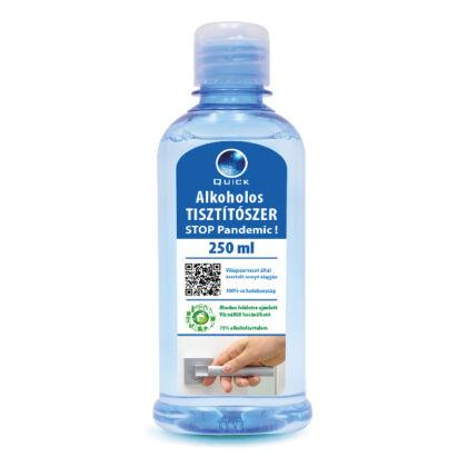 O-Quick Alkoholos tisztítószer (Pandemic STOP) utántöltő 250 ml