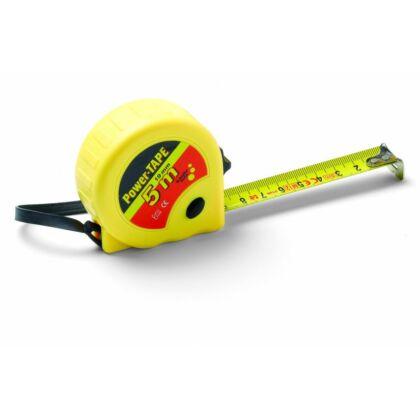 Schuller GO Mérőszalag (5 m x 19 mm) - stopperrel