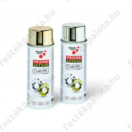 Schuller PRISMA EFFECT CHROME Effect spray króm - ezüst 400 ml
