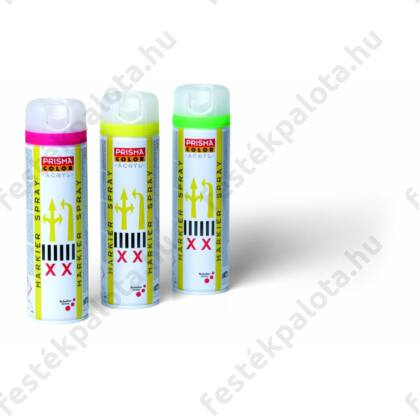 Schuller PRISMA SIGNAL Jelzőspray - sárga - 500 ml