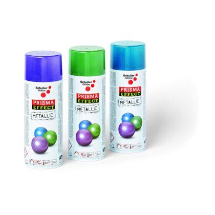 Schuller PRISMA EFFECT METALLIC Akrilllakk spray metál - viola 400 ml