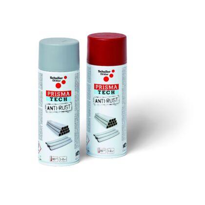 Schuller PRISMA TECH ANTI RUST Rozsdagátló spray - szürke 400 ml