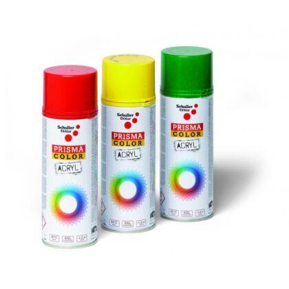 Schuller PRISMA COLOR RAL Akrillakk spray RAL 7035 fényes szürke 400 ml