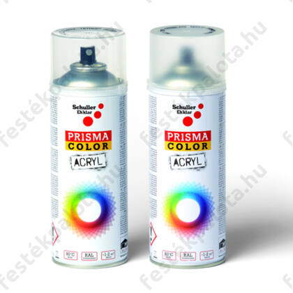 Schuller PRISMA COLOR TRANSPARENT Lakkspray színtelen matt 400 ml