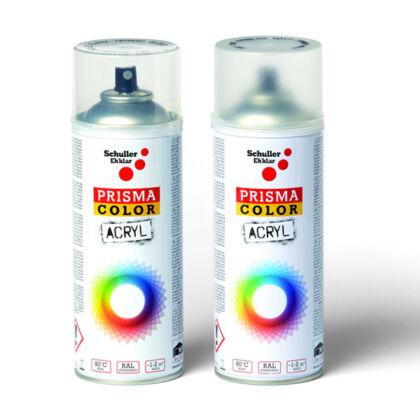 Schuller PRISMA COLOR TRANSPARENT Lakkspray színtelen matt 400 ml