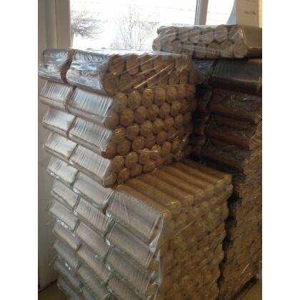 Hengerbrikett Bükk 12kg/karton