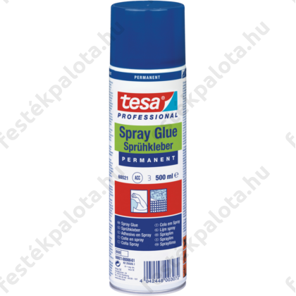 TESA ragasztó spray 500 ml átlátszó