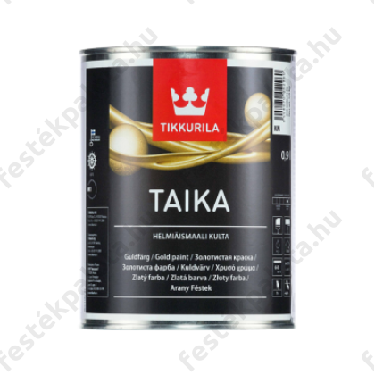 Tikkurila TAIKA falfény 0,9 l gyöngyházfényű arany