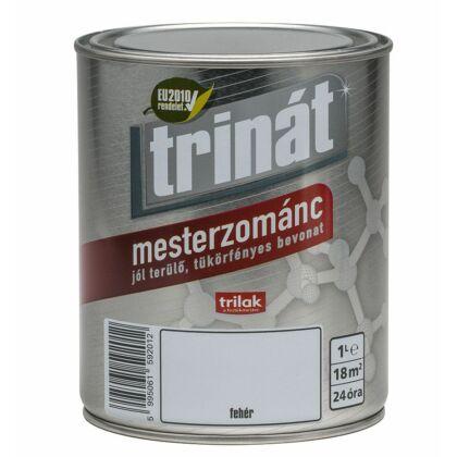 TRINÁT mesterzománc 1 l 100 fehér