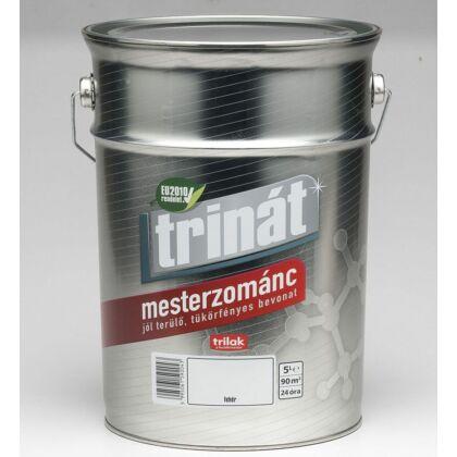TRINÁT mesterzománc 5 l 100 fehér