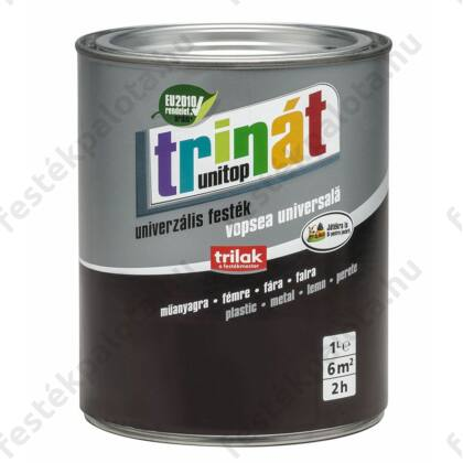UNITOP univerzális festék 1 l 300 fekete