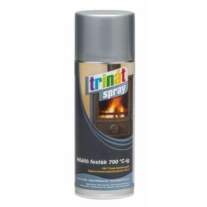Trinát hőálló festék 400 ml aer. fekete 700 °C