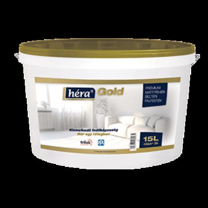 HÉRA Gold beltéri falfesték 15 l