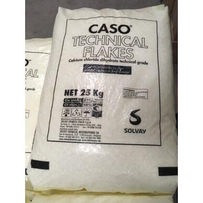 Kalcium-klorid síkosság mentesítő pehely 25 kg - Környezetkímélő
