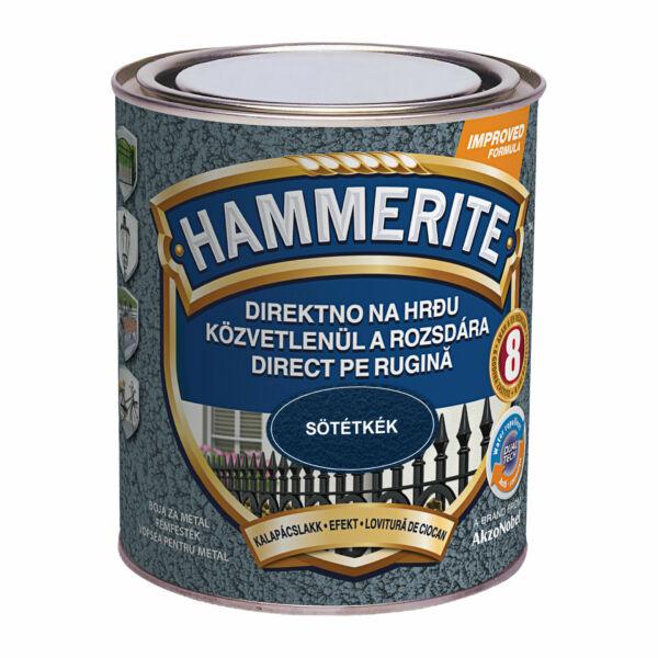 Hammerite kalapácslakk 0,75 l sötétkék