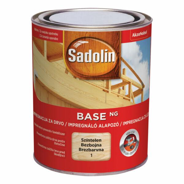Sadolin BASE NG impregnáló alapozó 0,75 l