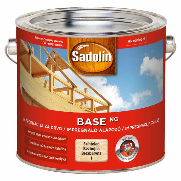 Sadolin BASE NG impregnáló alapozó 2,5 l
