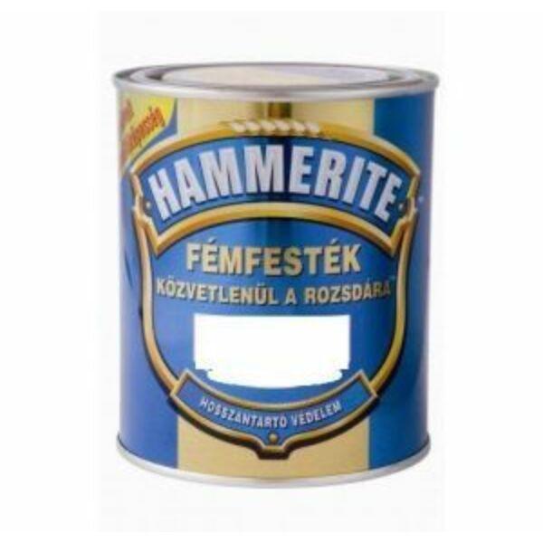 Hammerite fémfesték 0,75 l fényes zöld